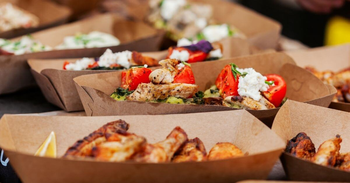 Popular street foods in the world